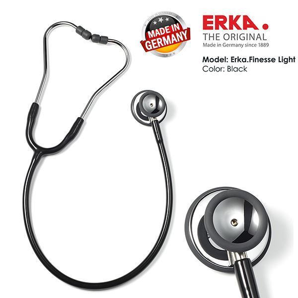 Ống nghe tim phổi ERKA, model: FINESSE  LIGHT